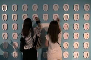 Imágenes del primer museo dedicado al excremento