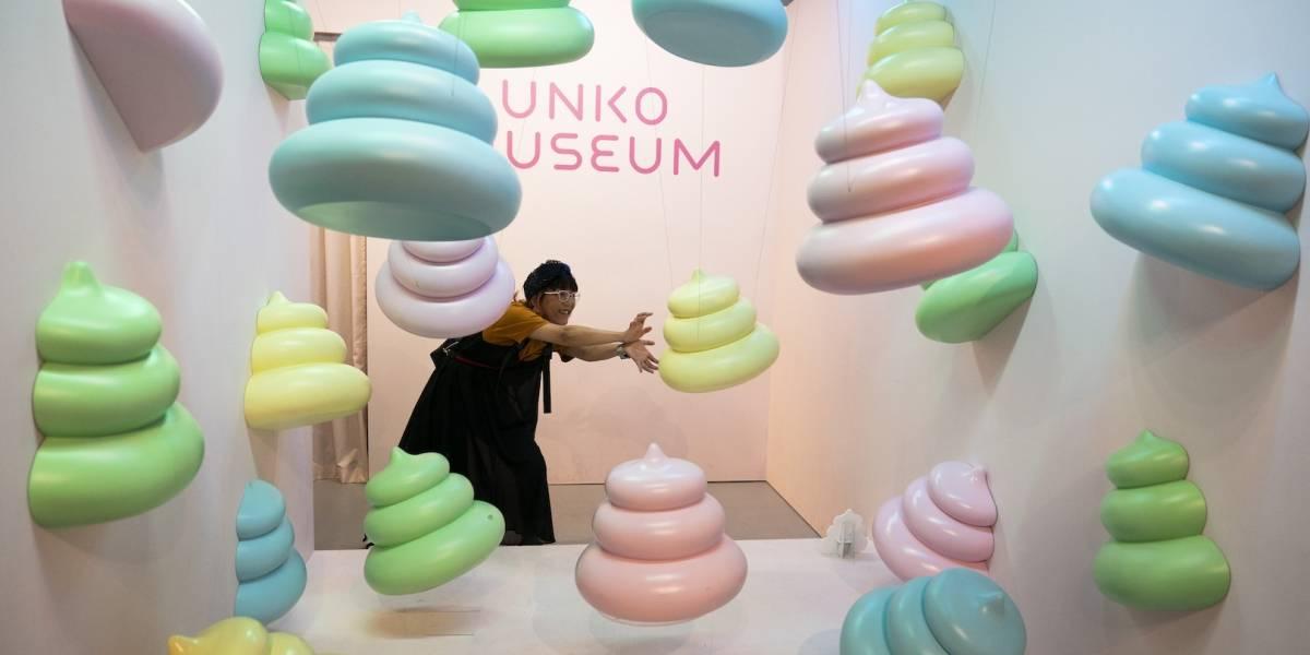 El primer museo dedicado 100% al excremento está en Japón