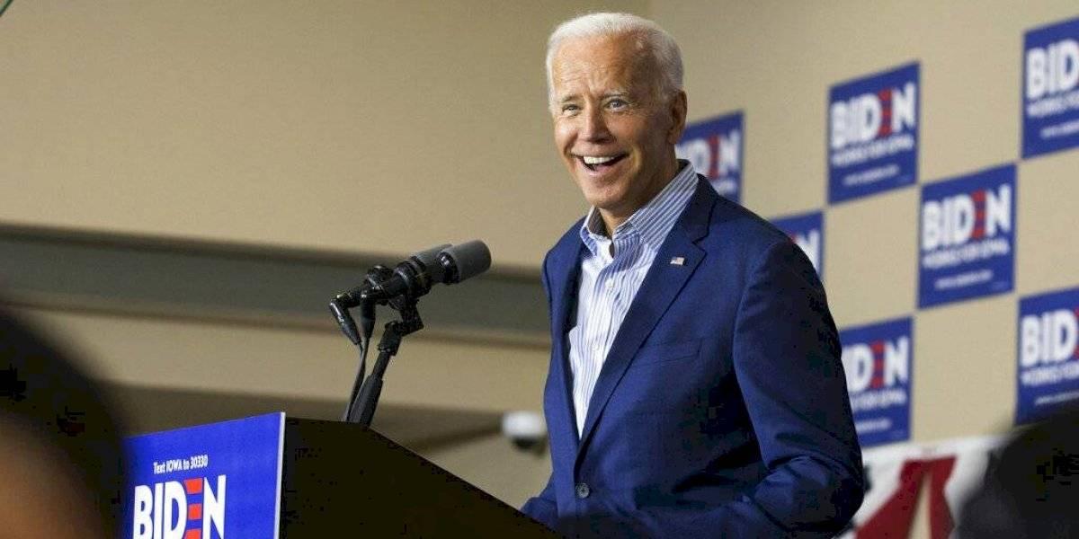 """Joe Biden, el aspirante demócrata que lidera las encuestas para enfrentar a Trump: """"Creo que sería genial tener a una mujer vicepresidente"""""""