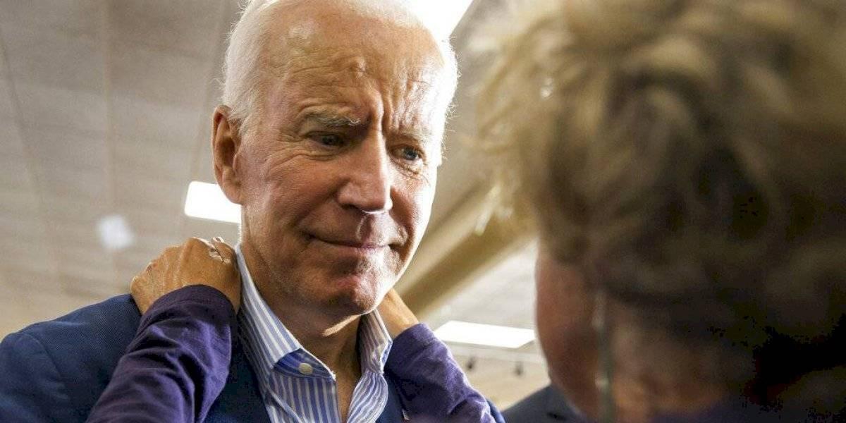 """Joe Biden: Sería """"genial"""" tener una vicepresidenta mujer"""