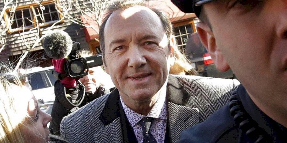 Joven que acusó de abuso sexual a Kevin Spacey decidió retirar la demanda en su contra