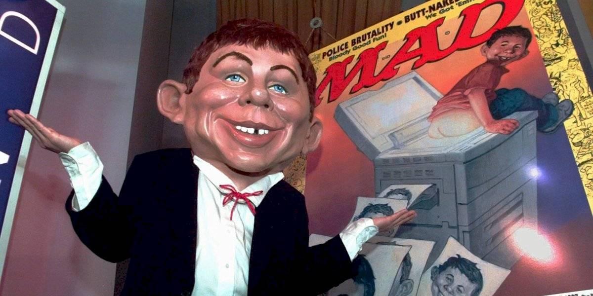Cerró la revista MAD después de 67 años