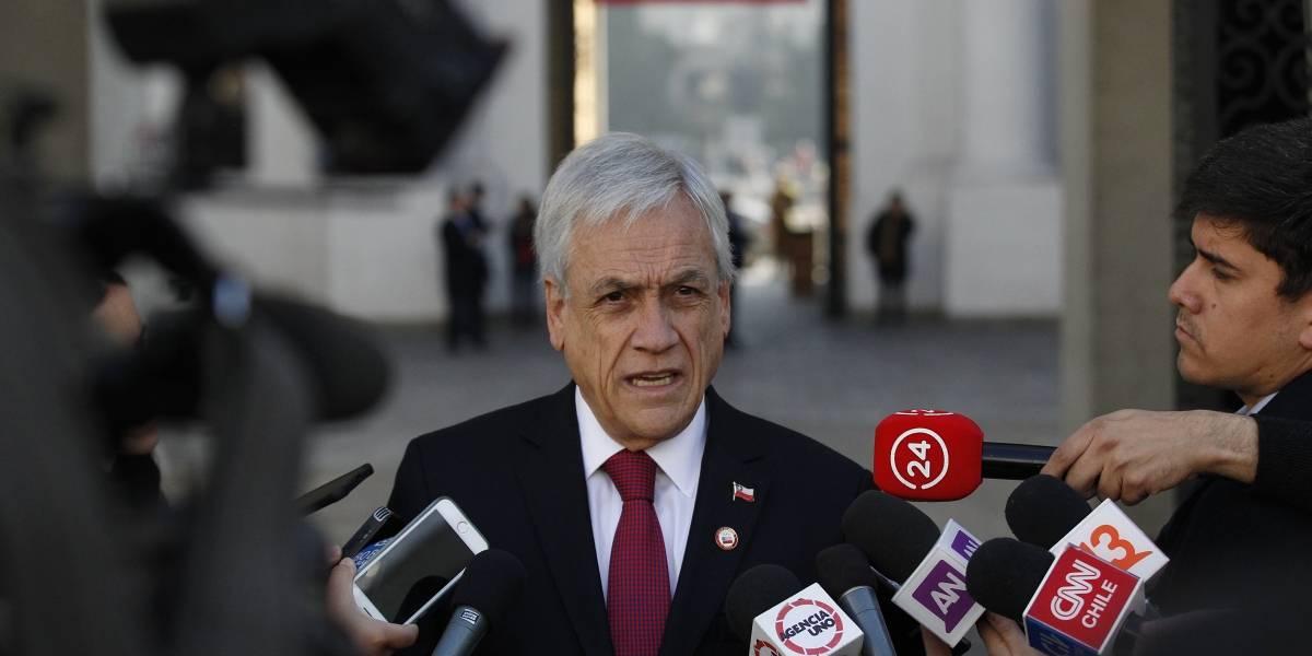 La Moneda reacciona al informe de Bachelet: Piñera bloquea el ingreso a Chile de 100 funcionarios de Maduro