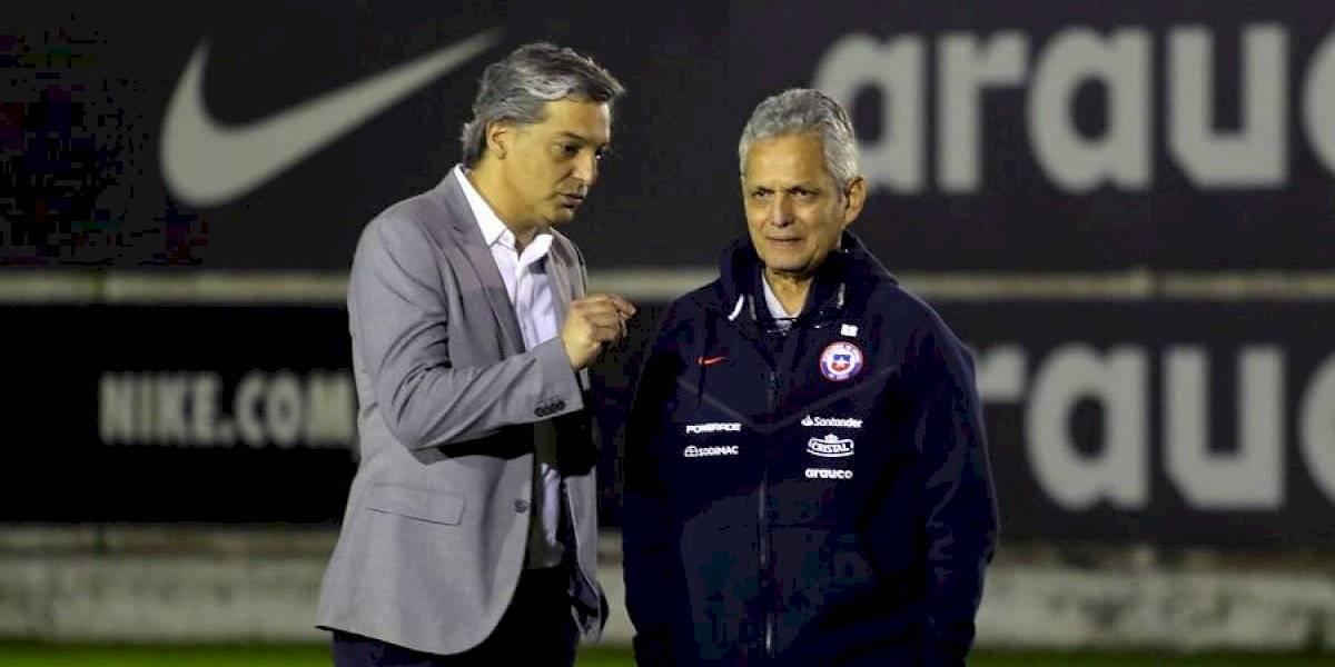 """Moreno y el ánimo de Arias: """"Es un tipo profesional que está en condiciones de brindar un buen partido"""""""