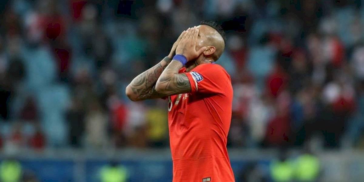 """En Argentina le respondieron con todo al ninguneo de Arturo Vidal: """"¡Sí que importa!"""""""