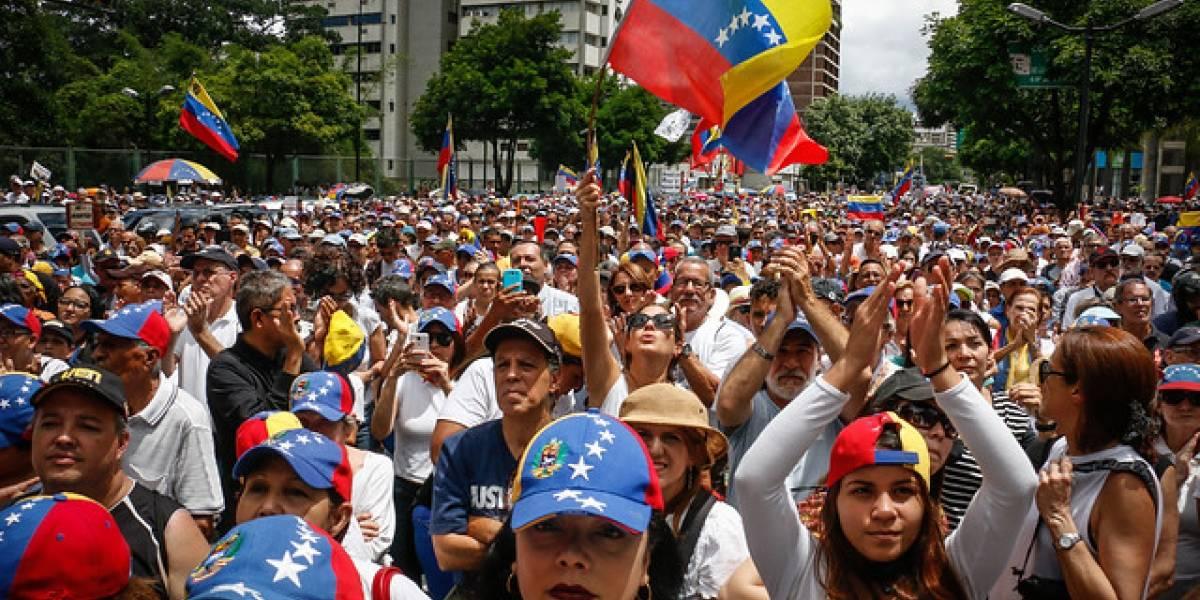 Venezuela.- Venezuela repatría a otras 80 personas desde Chile