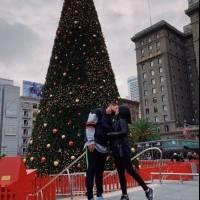 Becky G y su novio