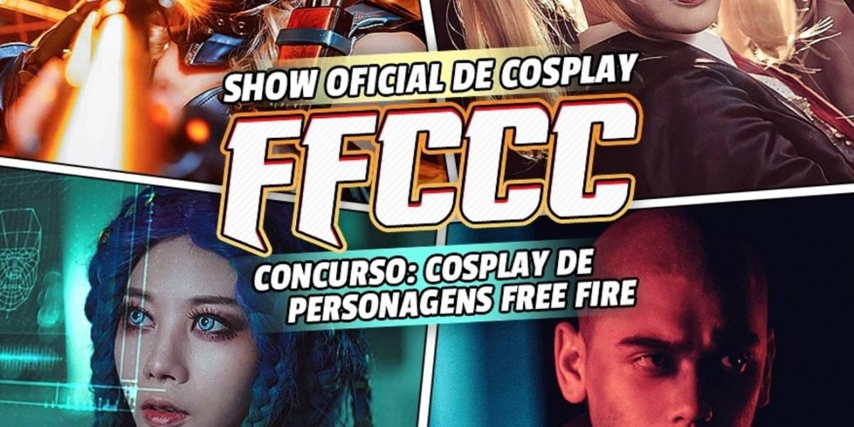 Novo concurso de cosplay premiará jogadores no Garena Free Fire