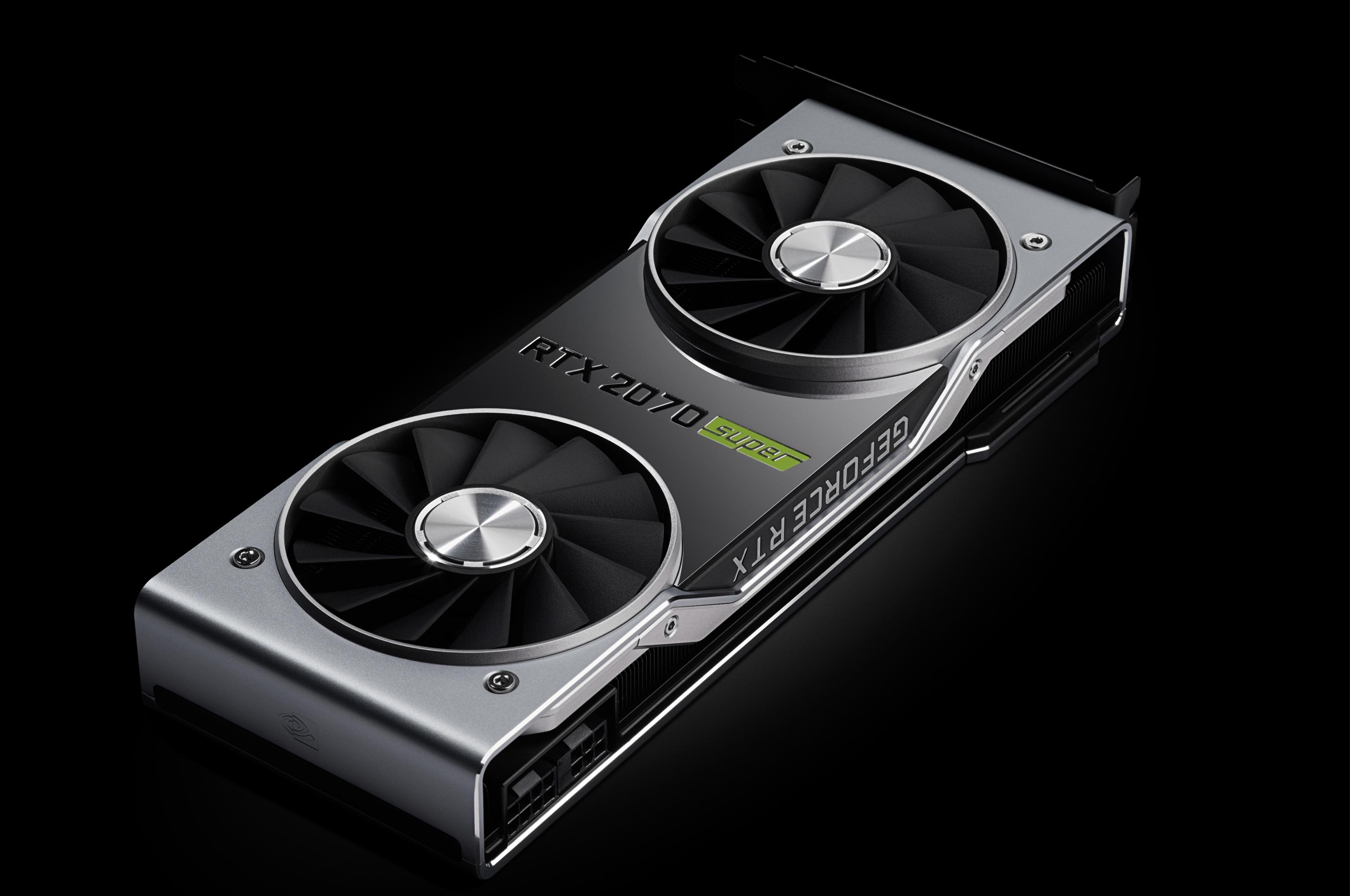 NVIDIA lanzó GeForce RTX SUPER, su nueva línea de tarjetas gráficas