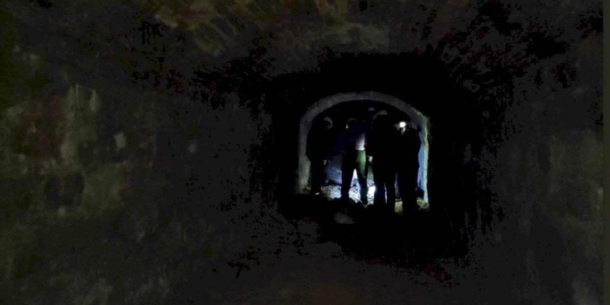 Las dudas entorno al misterioso túnel que conecta las comunas de Recoleta e Independencia