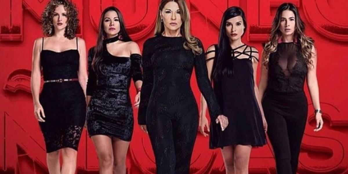 """Vuelve y juega: Amparo Grisales defiende 'Las muñecas de la Mafia' de quienes la llaman """"narconovela"""""""