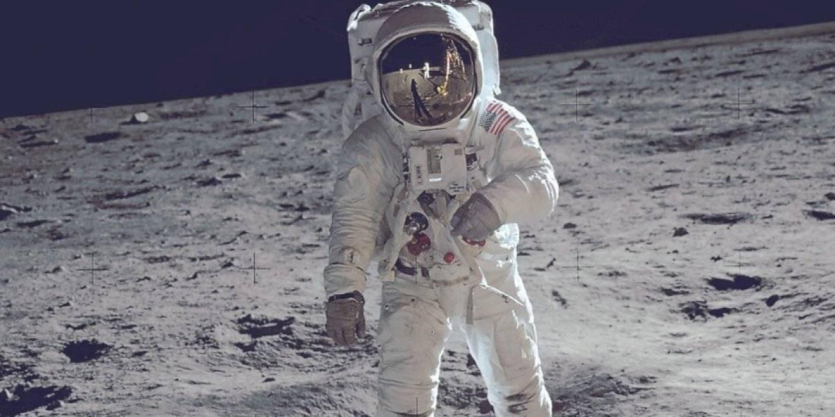 Google celebra los 50 años del hombre en la luna