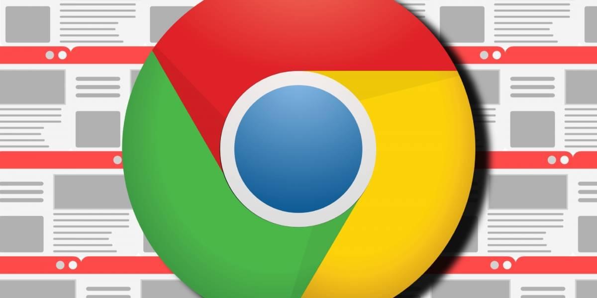Chrome empezará a bloquear todos los anuncios que consuman muchos recursos