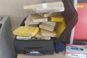 cocaína avião da fab