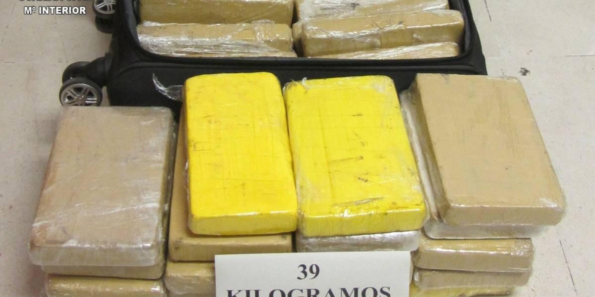 Espanha pede prisão de 8 anos para militar pego com cocaína
