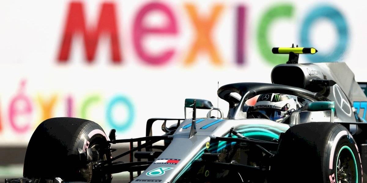 Gran Premio de México nominado como mejor experiencia en vivo