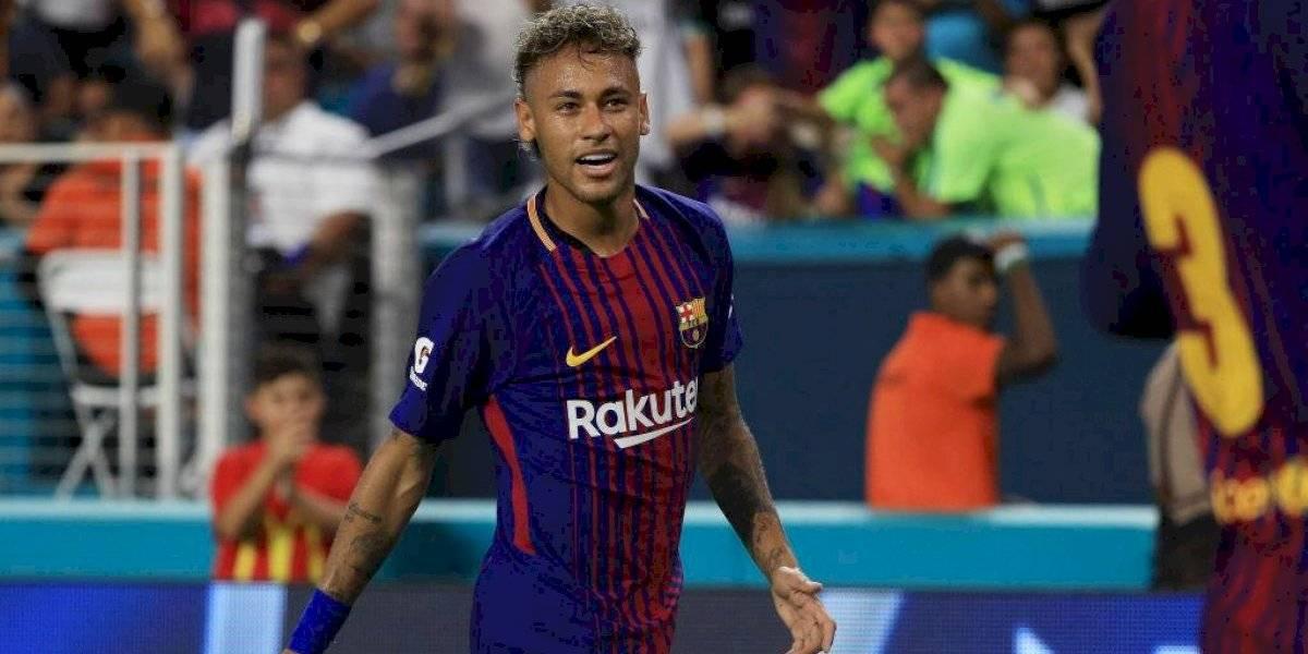 """""""No al Barça"""": PSG no quiere vender a Neymar y la teleserie se pone negra para el brasileño"""
