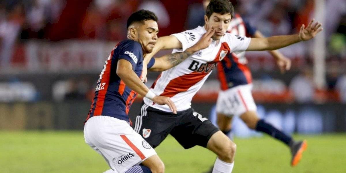"""Beccacece """"le dio una mano"""" a Paulo Díaz para que concrete su llegada a River Plate"""