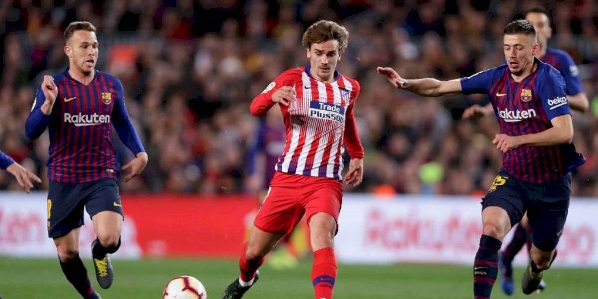 Atlético estalla: Lanza dura denuncia contra Barcelona y exige a Griezmann cumplir sus obligaciones