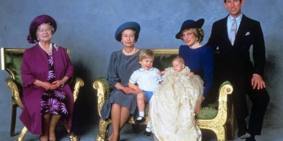 Dan a conocer el miembro de la familia real que se negó a asistir al bautizo del príncipe Harry y desafió a Diana