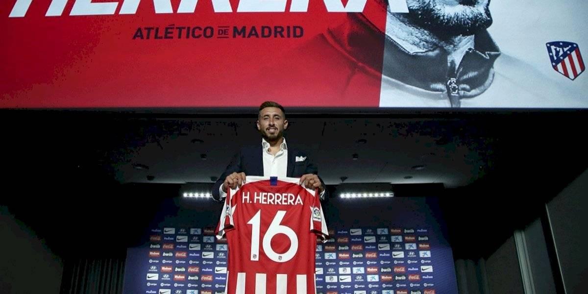 VIDEO: Héctor Herrera le cambia el nombre a Tata Martino
