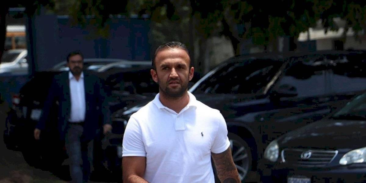 """VIDEO. José """"el Moyo"""" Contreras es """"suspendido provisionalmente"""" por caso dopaje"""