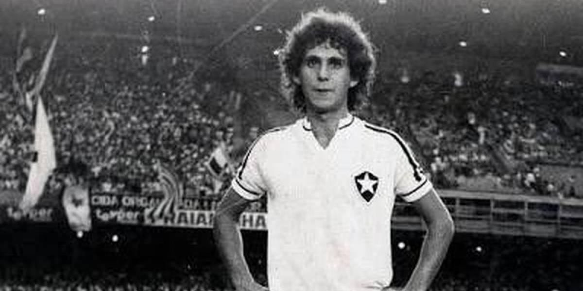Morre Mendonça, ex-meia e ídolo do Botafogo