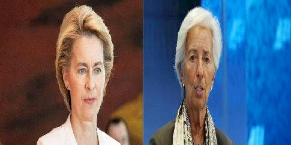 Estas mujeres dirigirán las principales instituciones de la UE