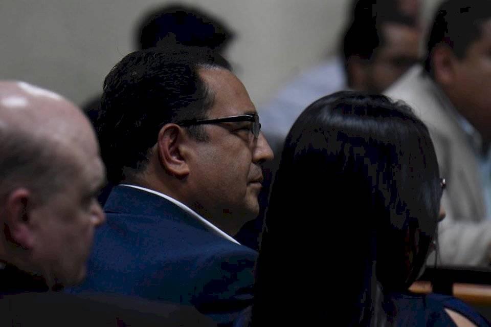 MP pide 11 años de prisión contra Samuel Everardo Morales Cabrera. Foto: Omar Solís