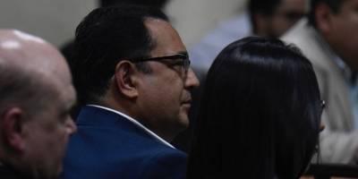 MP pide 11 años de prisión contra Samuel Everardo Morales Cabrera.