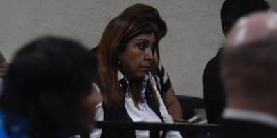 MP pide 10 años de prisión contra Gladys Anabella de León Ruiz.