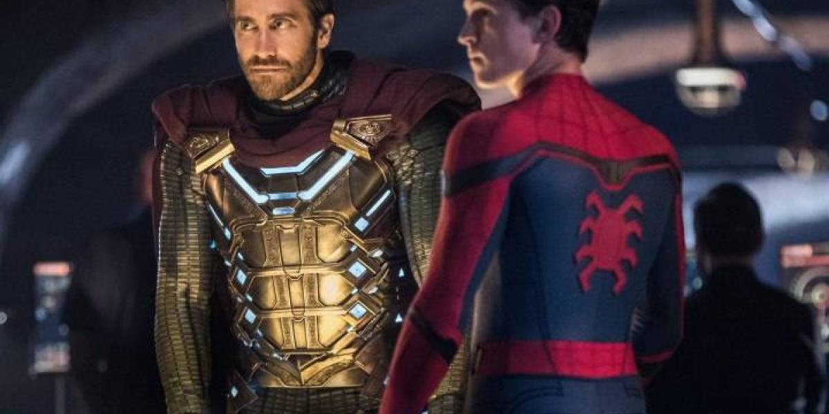 """Holland y Gyllenhaal entregan detalles de la nueva """"Spider-Man"""": """"Esta película es más grande que la primera"""""""
