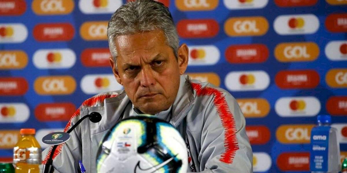 """Rueda le da importancia al tercer lugar y avisa: """"El trabajo para el futuro del fútbol chileno es bien sensible e intenso"""""""