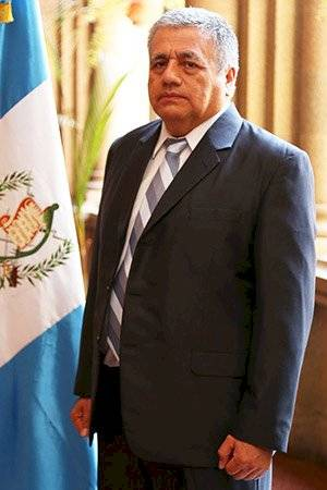 Remberto Ruiz Barrientos, viceministro Administrativo de la cartera del Interior. Foto: Mingob