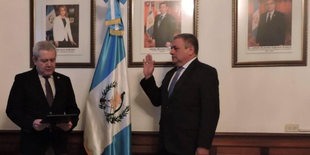 Capturan a viceministro de Gobernación por crimen contra sindicalista