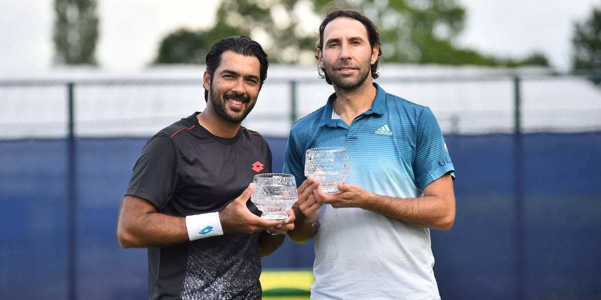 Mexicano Santiago González avanza a tercera ronda de Wimbledon