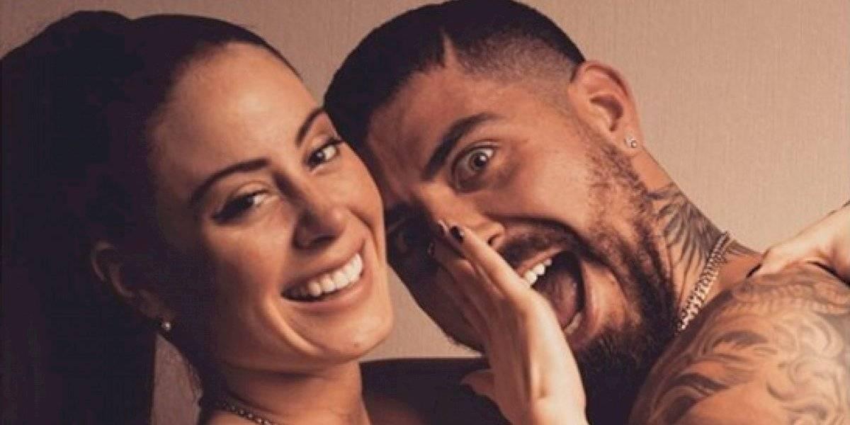 """""""Perdimos a nuestro hijo"""": la estremecedora noticia que golpea a Ignacia Michelson y Sargento Rap"""