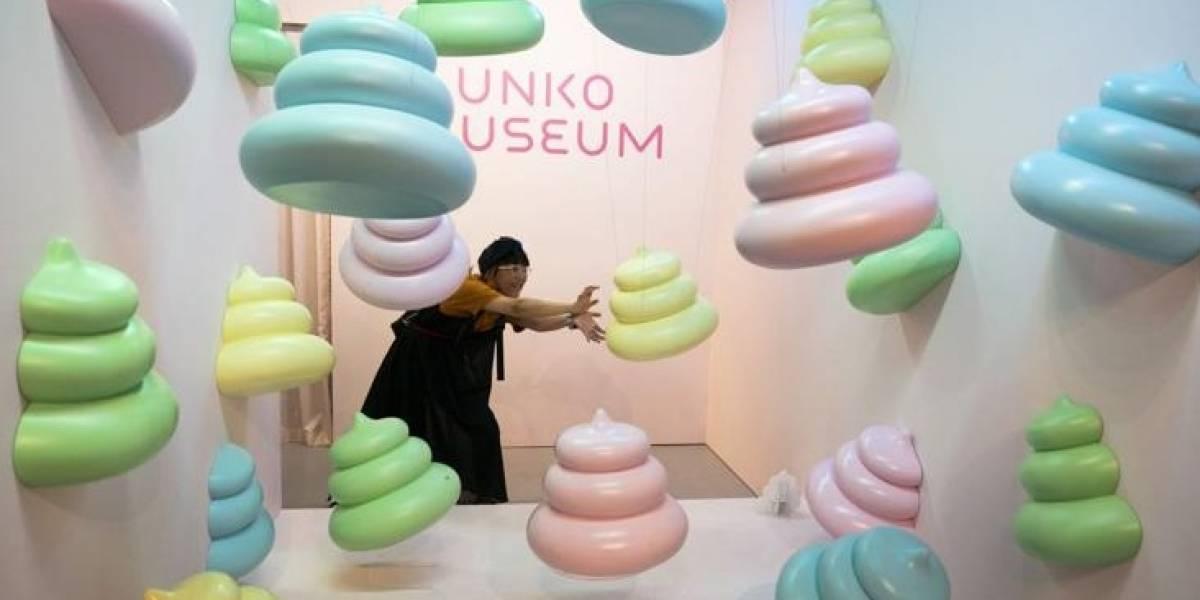 Dedican museo al tema del excremento