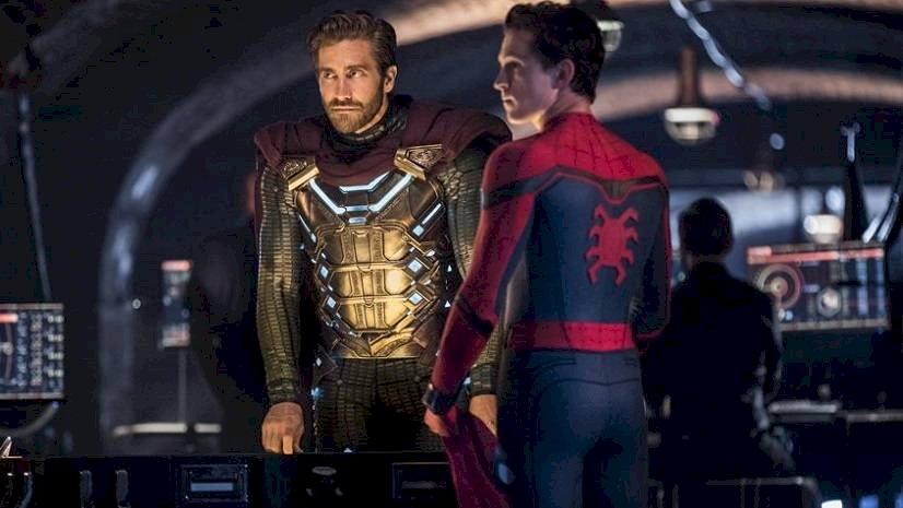 Spiderman Lejos de Casa internet