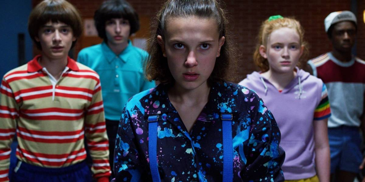 Netflix pone advertencias sobre luces fuertes en Stranger Things