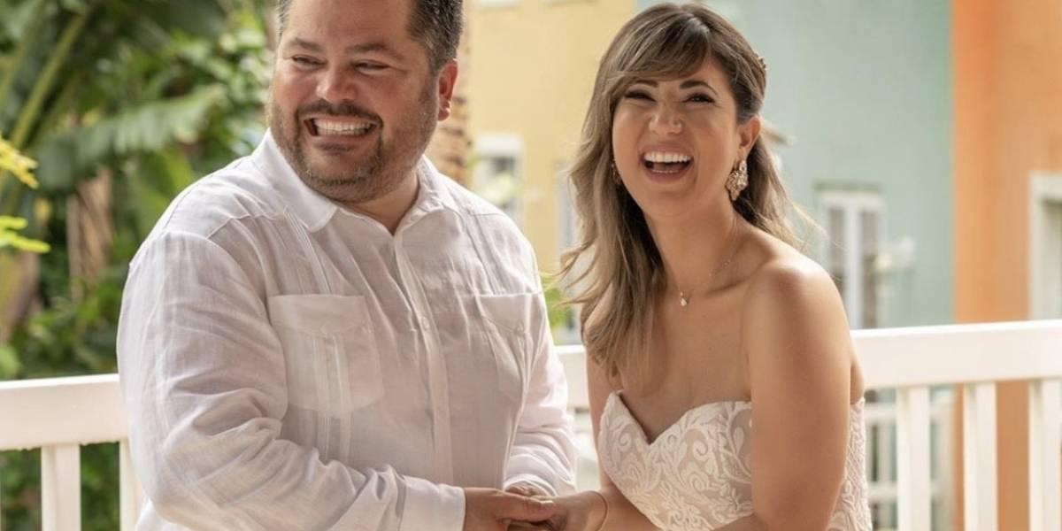 Ricardo Torres y Cruz María viven el mejor momento de su vida