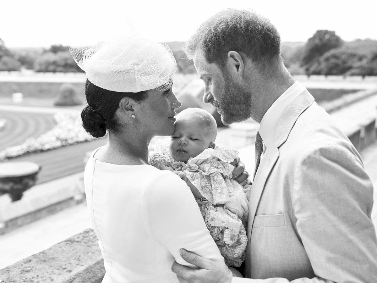 Meghan Markle, Harry y Archie