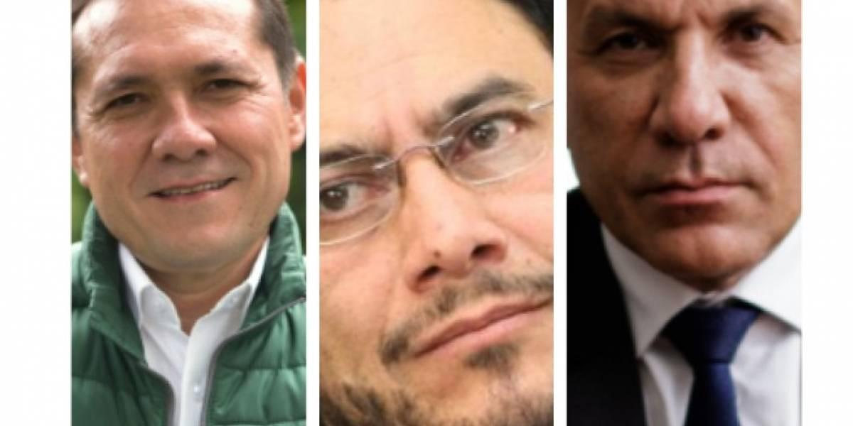 Iván Cepeda, Antonio Sanguino y Roy Barreras denuncian que los están 'chuzando'