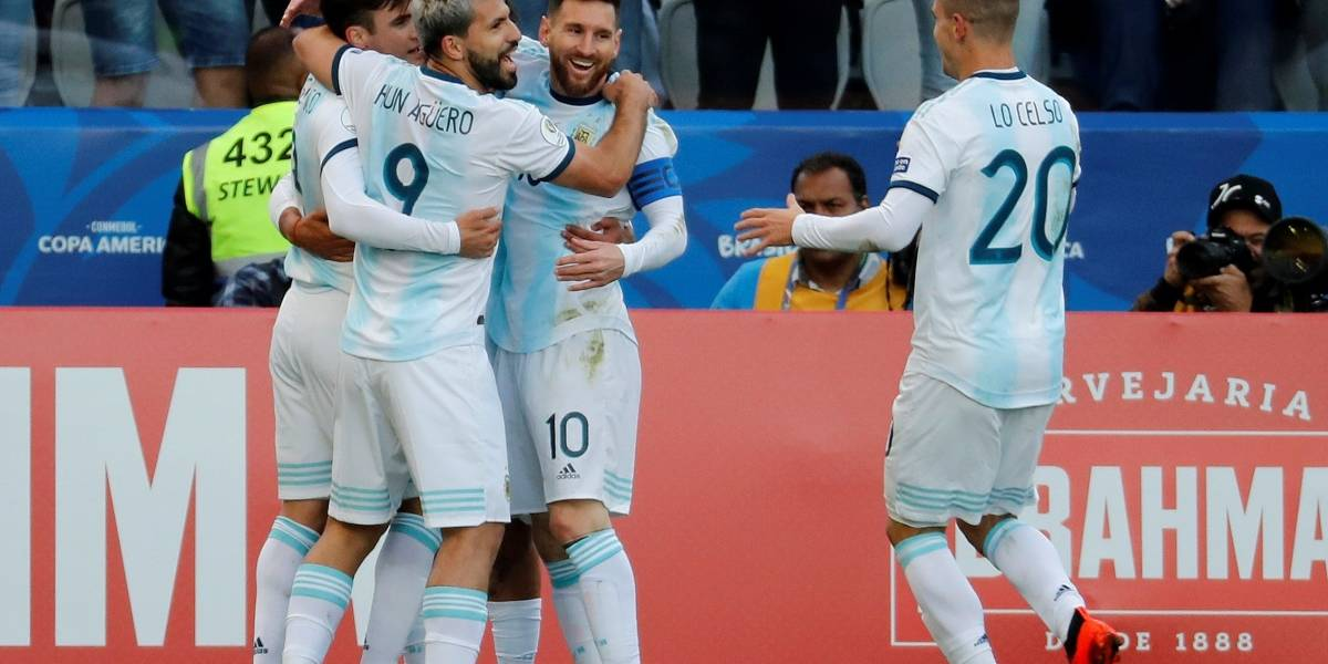 Copa América: Argentina se lleva la medalla de bronce