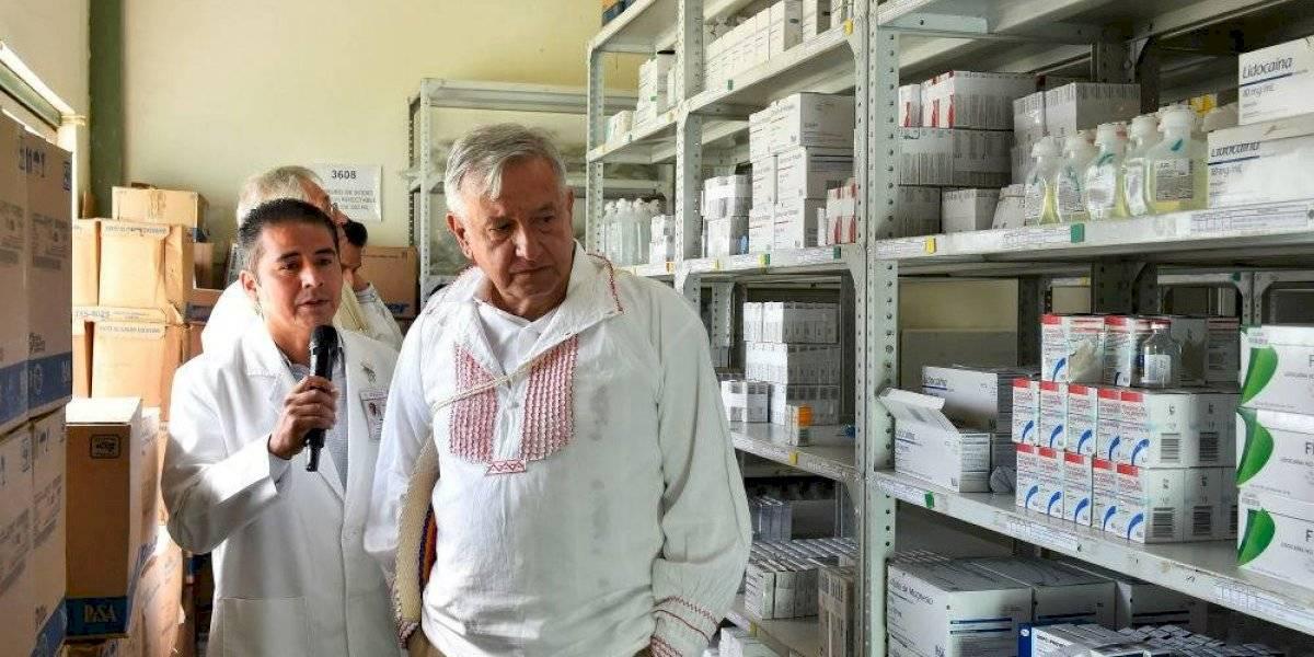 Si los refrescos llegan a todos los pueblos, también lo harán las medicinas: AMLO