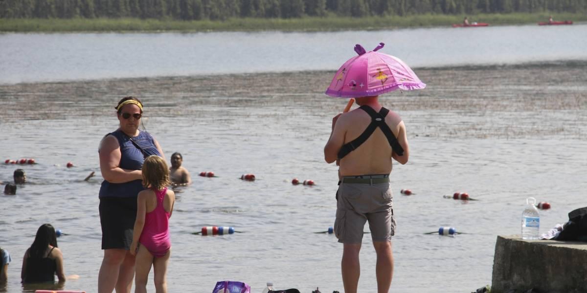 Alaska rompe récord de temperatura con 89.9° Fahrenheit