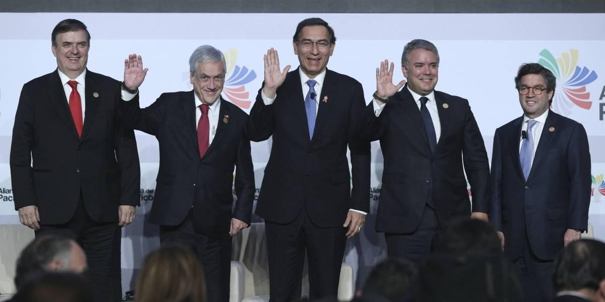 Alianza del Pacífico cierra con declaración ambiental
