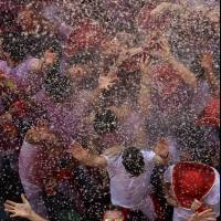 Fiestas de San Fermín en Pamplona