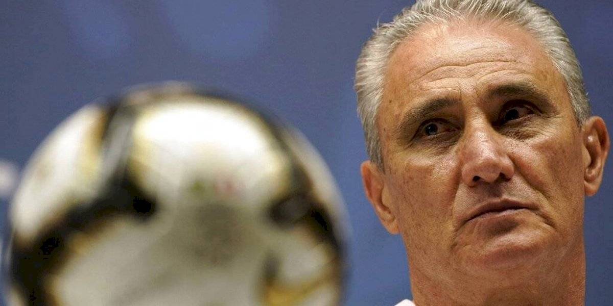 Tite niega que renunciará a Brasil tras la final de Copa América contra Perú