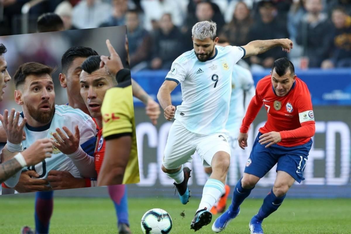 Video De Resumen Y Goles De Argentina Vs Chile Por Tercer Puesto De Copa América Brasil 2019 Premio Económico Para Argentina Y Chile En Copa América Brasil 20199